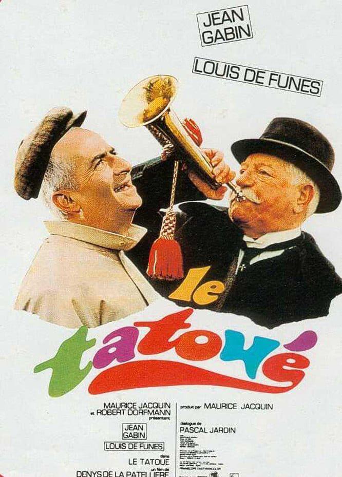 مشاهدة فيلم Le tatoué 1968 مترجم
