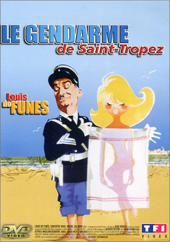 مشاهدة فيلم Le gendarme de Saint-Tropez (1964) مترجم