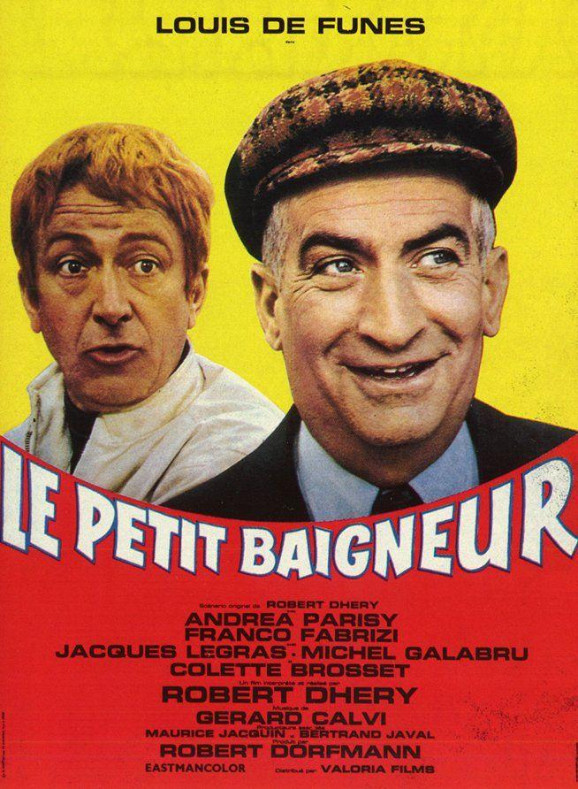 مشاهدة فيلم Le petit baigneur 1968 مترجم