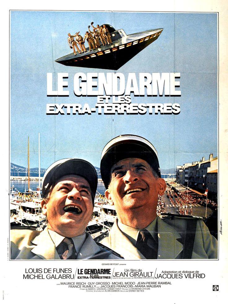 مشاهدة فيلم Le Gendarme et les extra-terrestres (1979) مترجم