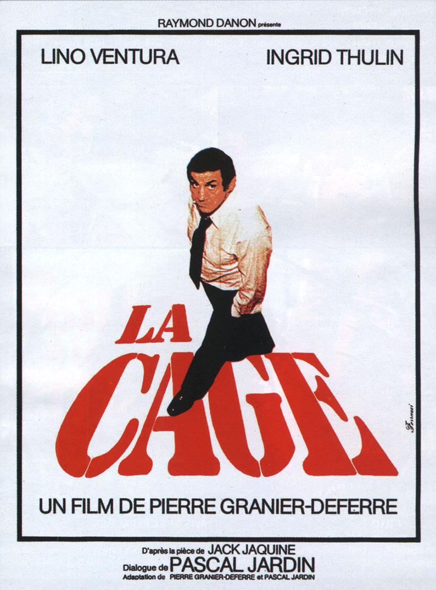 مشاهدة فيلم La cage 1975 مترجم