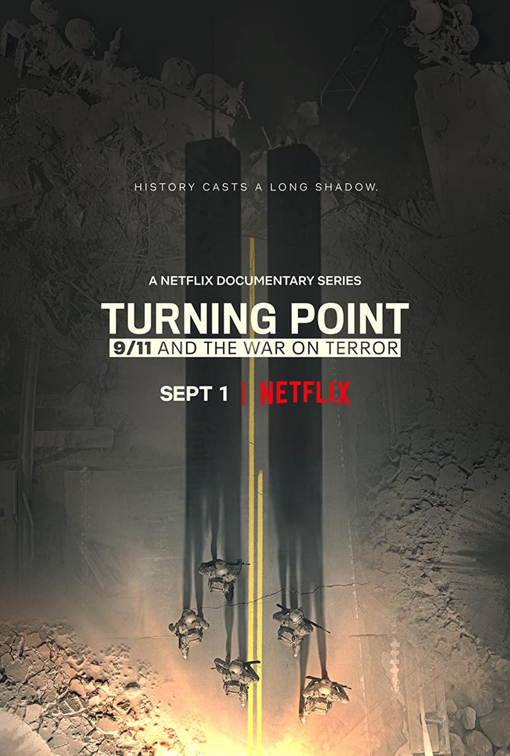 مسلسل Turning Point: 9/11 and the War on Terror الموسم الاول حلقة 1 مترجمة