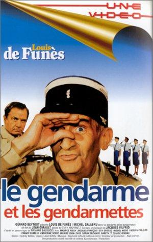 مشاهدة فيلم Le Gendarme et les gendarmettes (1982) مترجم