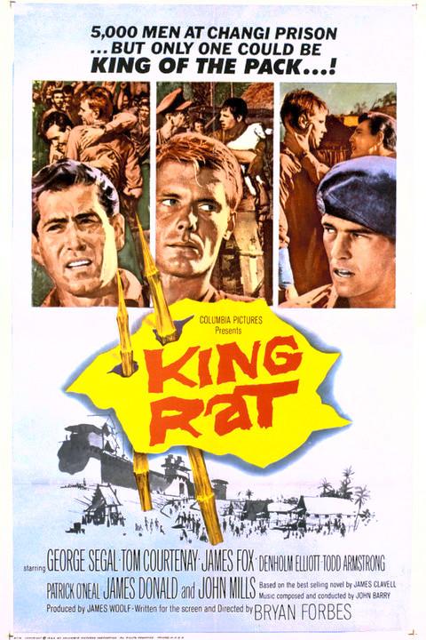 مشاهدة فيلم King Rat 1965 مترجم