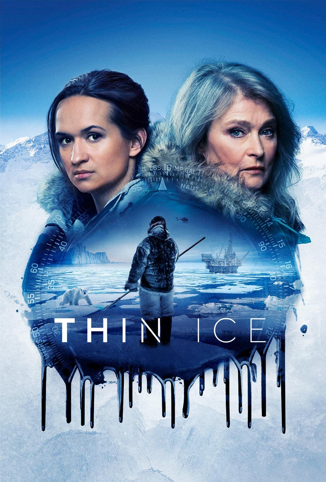 مسلسل Thin Ice الموسم الاول حلقة 1 مترجمة