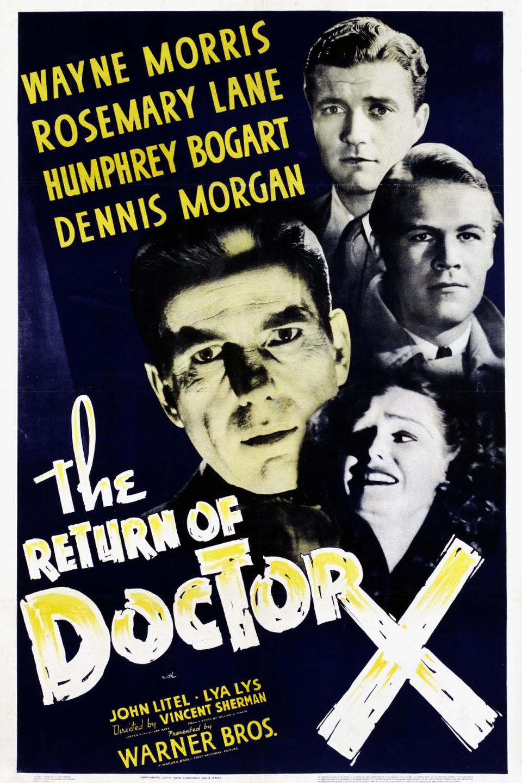مشاهدة فيلم The Return of Doctor X 1939 مترجم