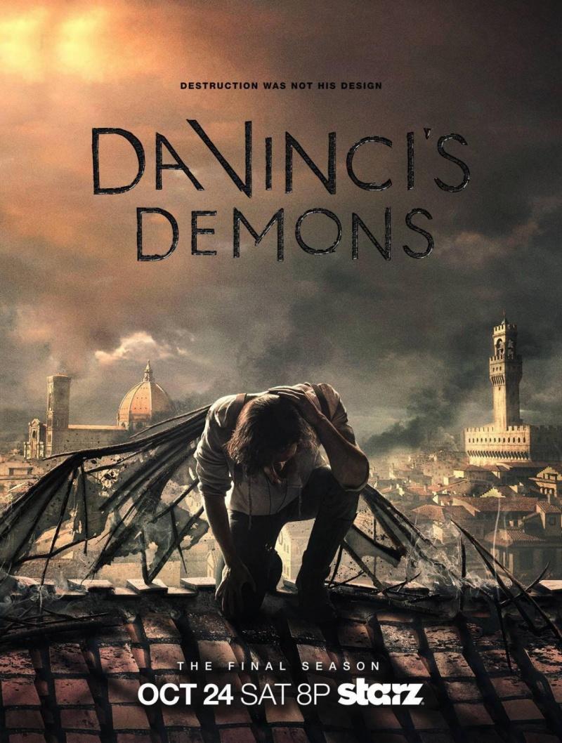 مسلسل Da Vinci's Demons الموسم الثانى حلقة 4 مترجمة