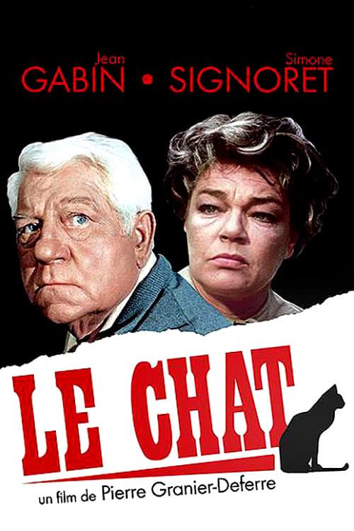 مشاهدة فيلم Le chat (The Cat) 1971 مترجم