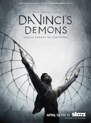 مسلسل Da Vinci's Demons الموسم الاول حلقة 8 مترجمة