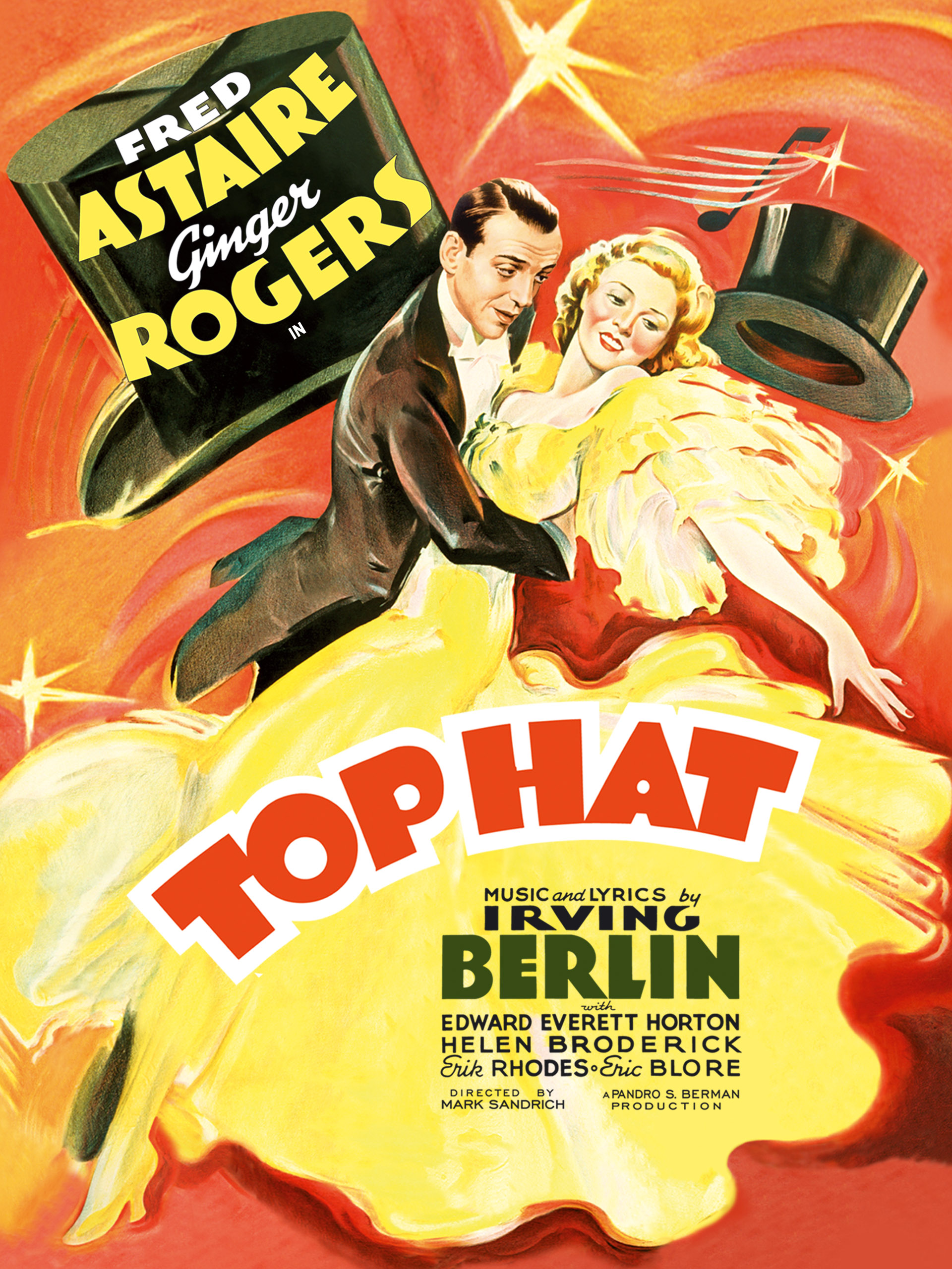 مشاهدة فيلم Top Hat 1935 مترجم