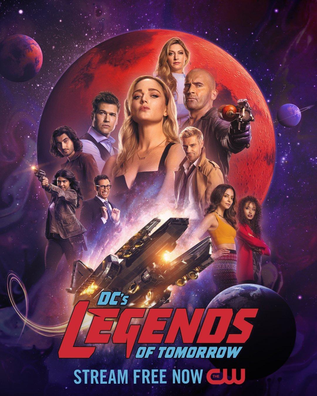 مسلسل Legends of Tomorrow الموسم السادس حلقة 5 مترجمة