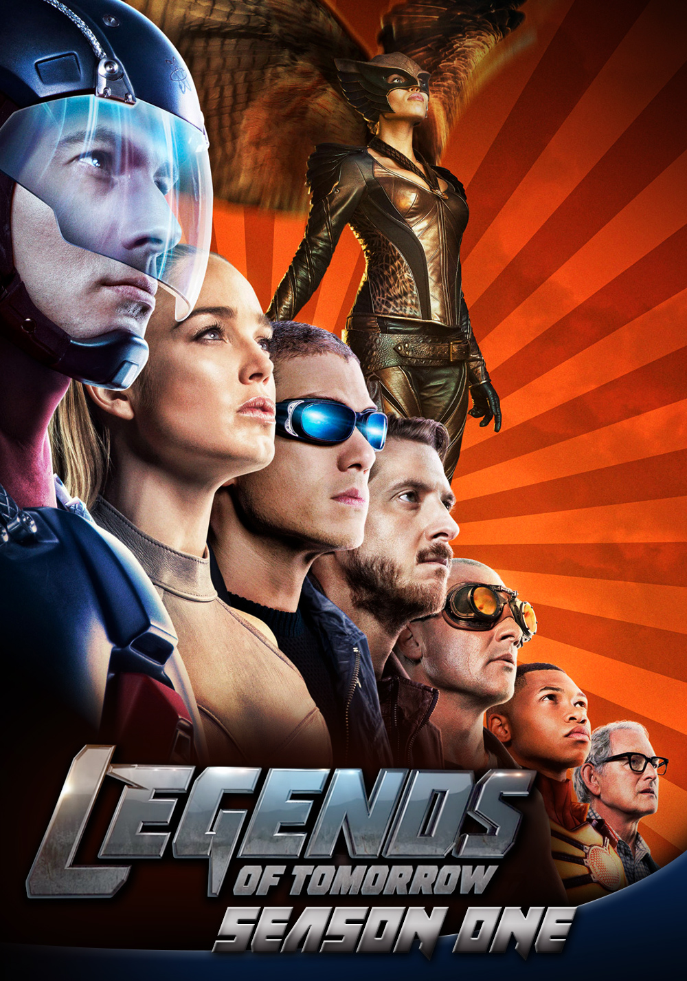 مسلسل Legends of Tomorrow الموسم الاول حلقة 14 مترجمة