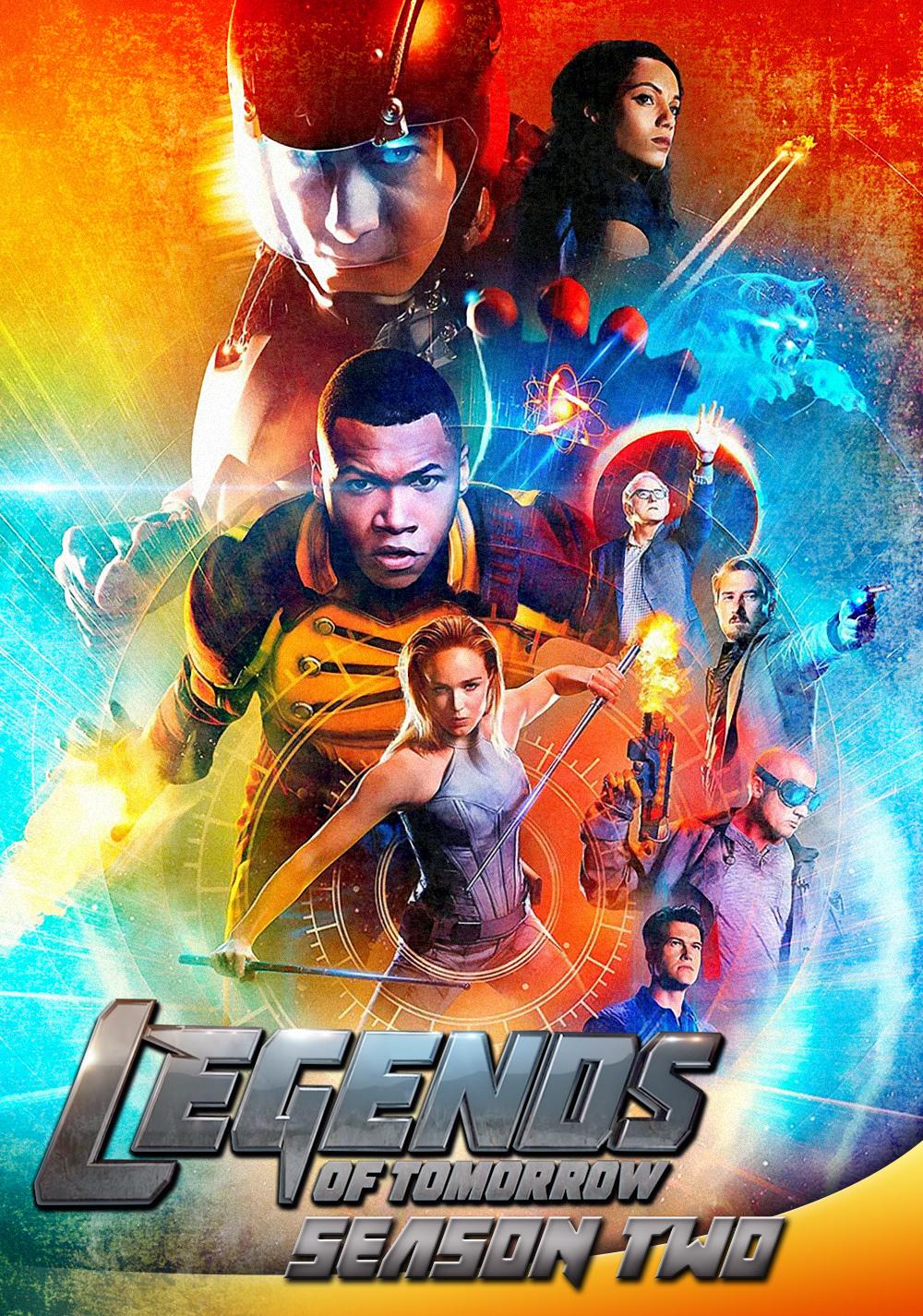 مسلسل Legends of Tomorrow الموسم الثانى حلقة 10 مترجمة
