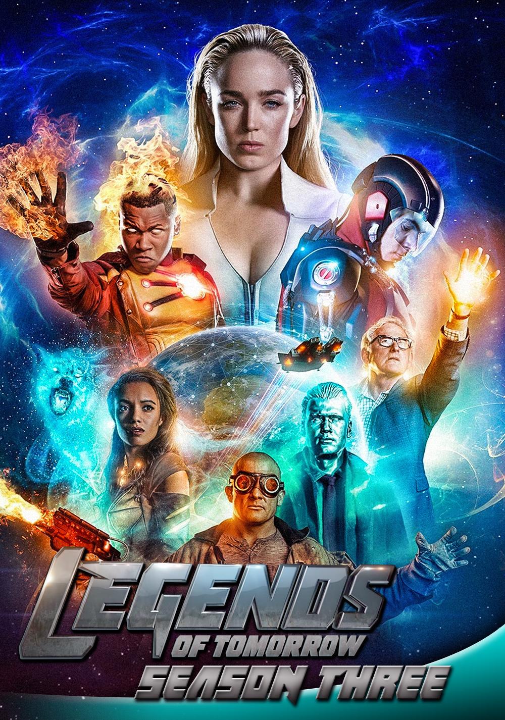 مسلسل Legends of Tomorrow الموسم الثالث حلقة 7 مترجمة