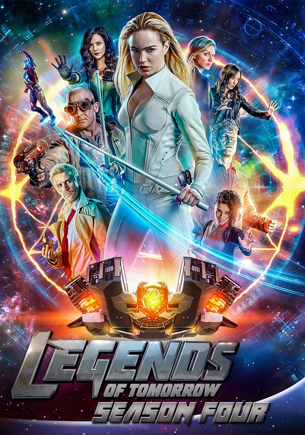 مسلسل Legends of Tomorrow الموسم الرابع حلقة 5 مترجمة