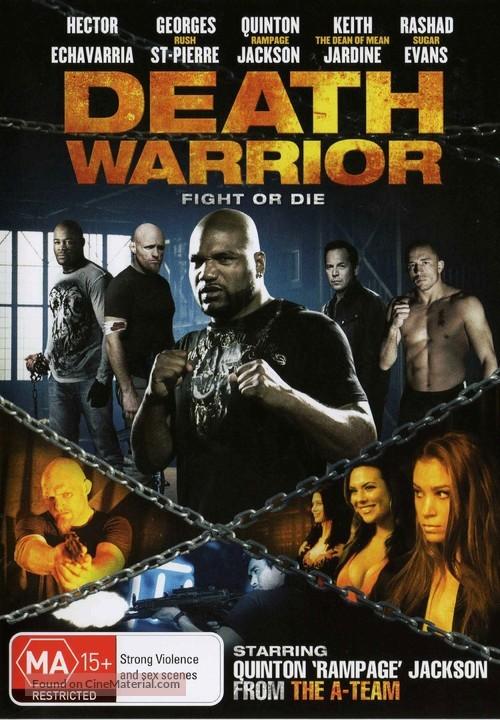 مشاهدة فيلم Death Warrior 2009 مترجم