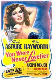 مشاهدة فيلم 1942 You Were Never Lovelier مترجم