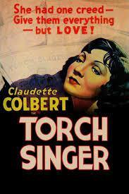 مشاهدة فيلم Torch Singer 1933 مترجم