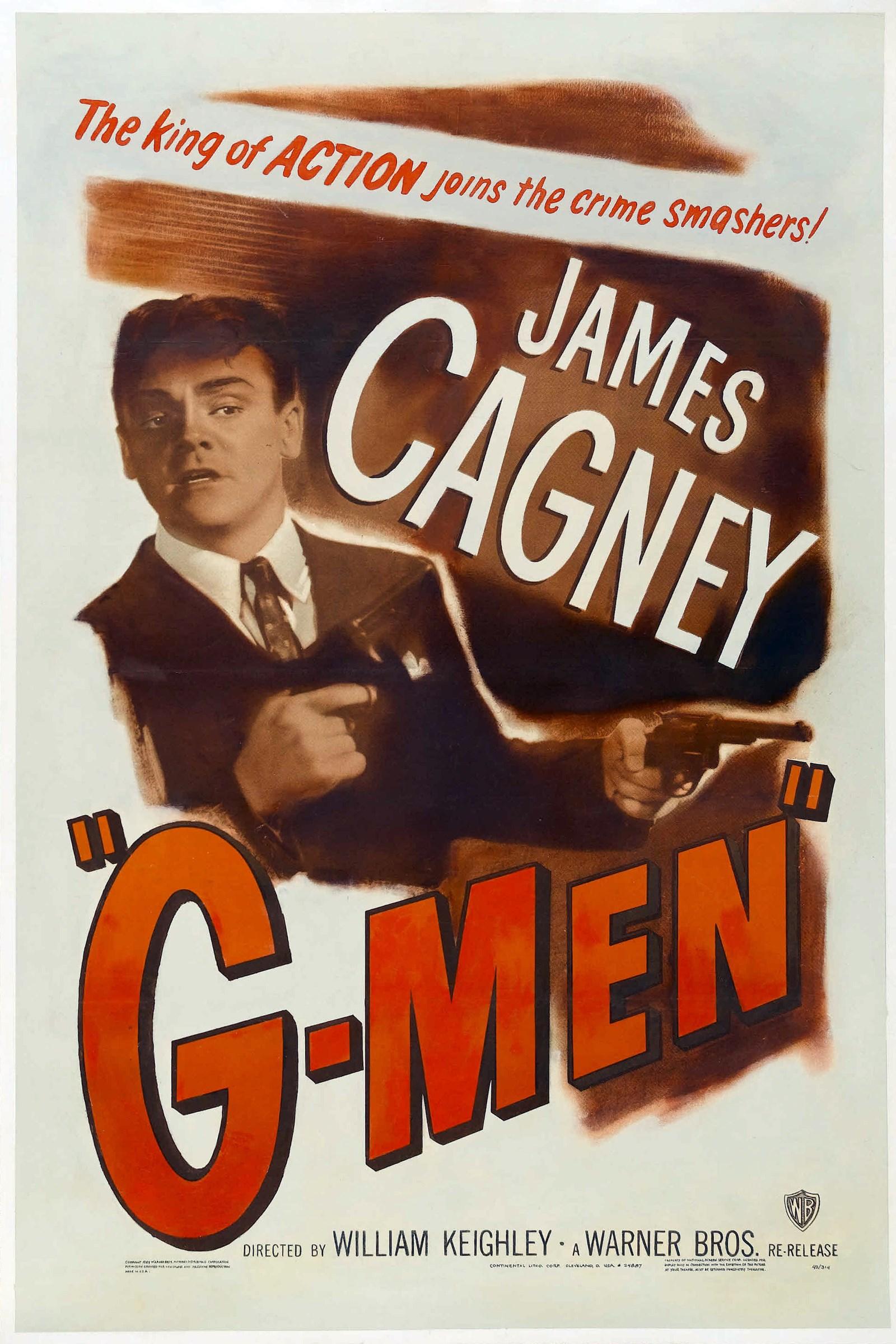 مشاهدة فيلم G Men 1935 مترجم