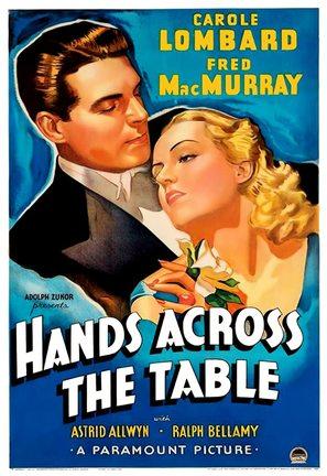 مشاهدة فيلم Hands Across the Table 1935 مترجم