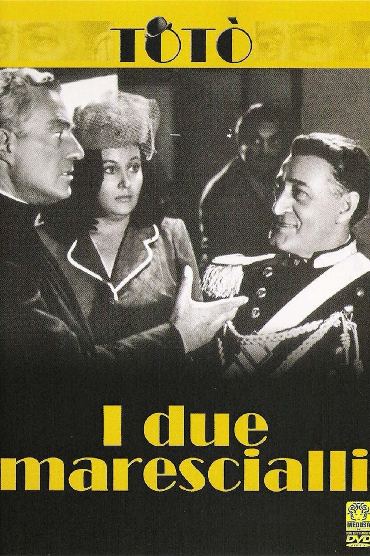 مشاهدة فيلم The Two Marshals (1961) مترجم