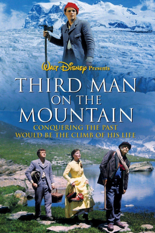 مشاهدة فيلم Third Man on the Mountain 1959 مترجم