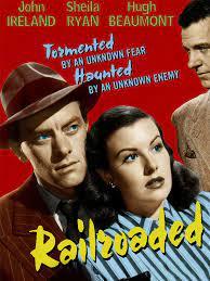 مشاهدة فيلم Railroaded 1947 مترجم