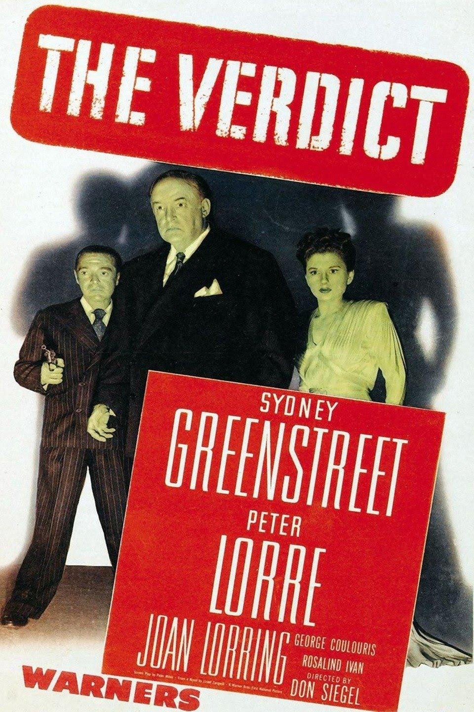 مشاهدة فيلم The Verdict 1946 مترجم