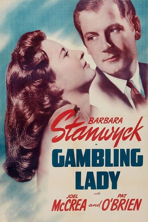 مشاهدة فيلم Gambling Lady 1934 مترجم