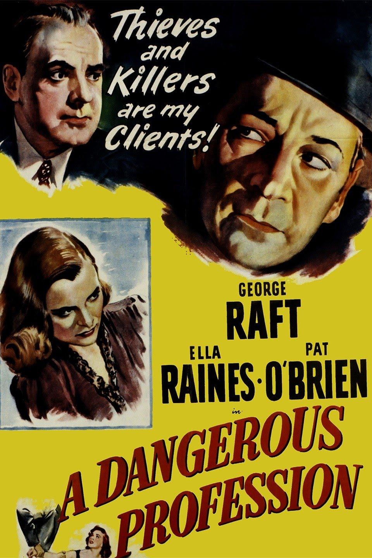 مشاهدة فيلم A Dangerous Profession 1949 مترجم