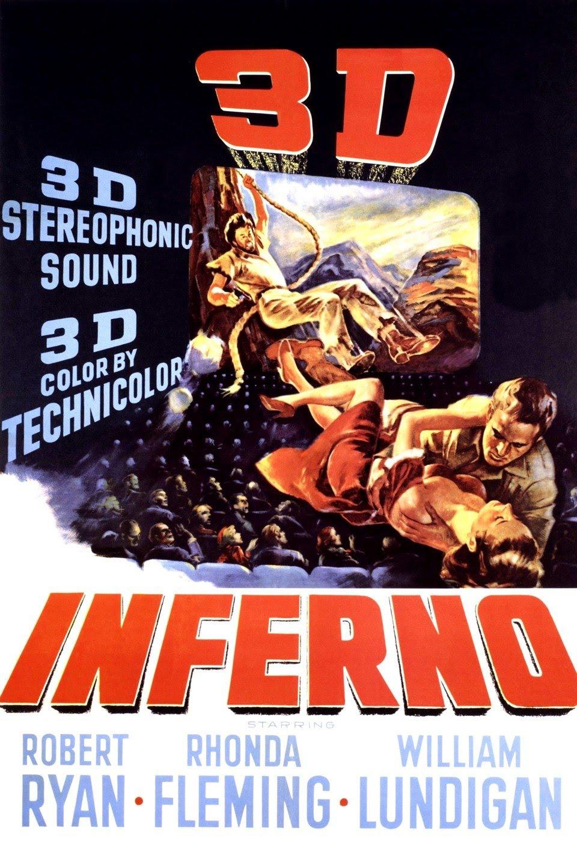 مشاهدة فيلم Inferno 1953 مترجم