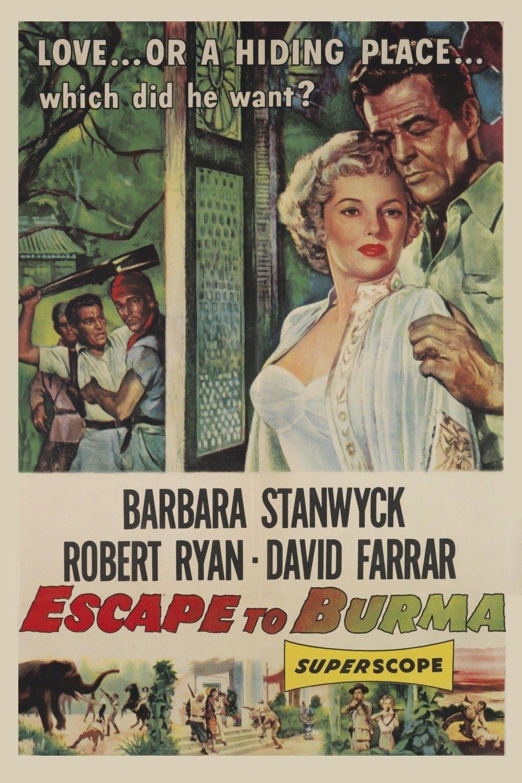 مشاهدة فيلم Escape to Burma 1955 مترجم