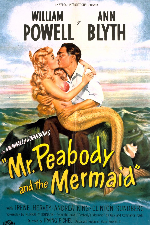 مشاهدة فيلم Mr. Peabody and the Mermaid 1948 مترجم