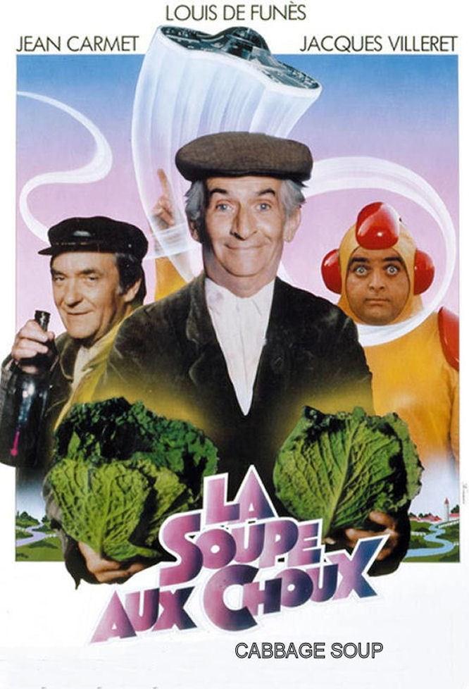 مشاهدة فيلم The Cabbage Soup (1981) مترجم