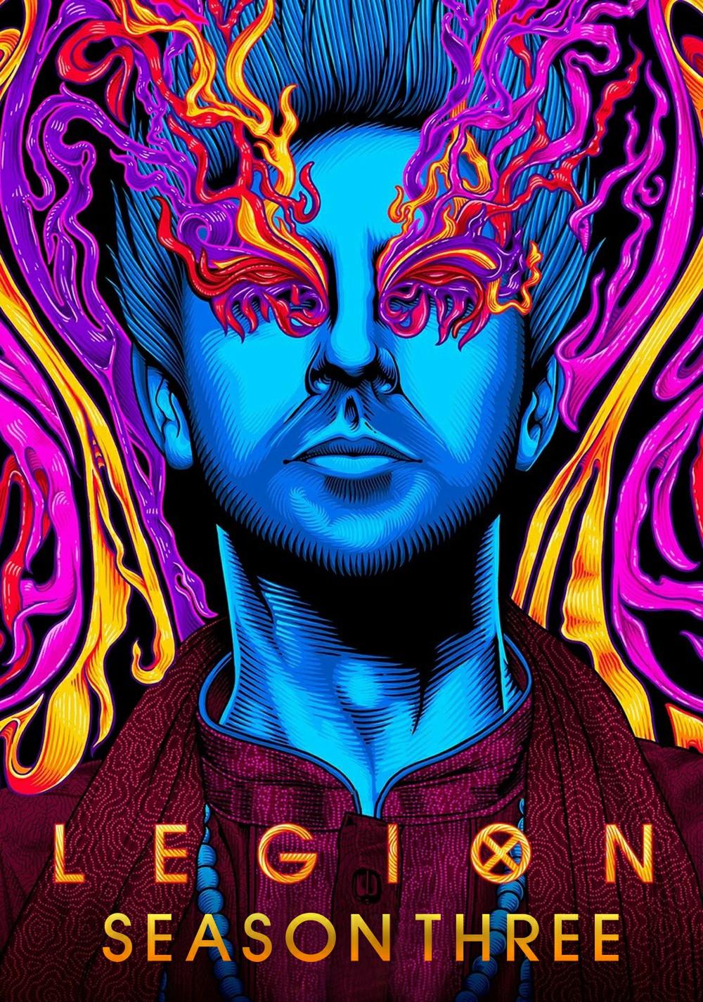 مسلسل Legion الموسم الثالث حلقة 2 مترجمة