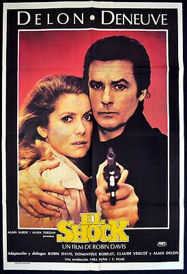 مشاهدة فيلم Le choc (1982) مترجم