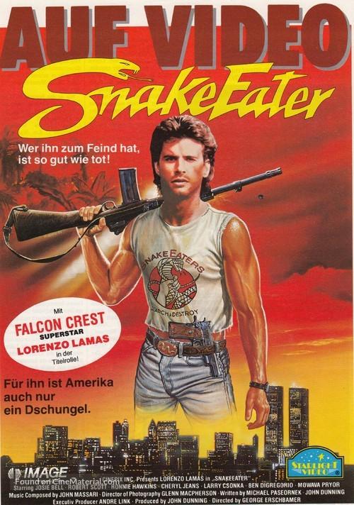 مشاهدة فيلم Snake Eater (1989) مترجم
