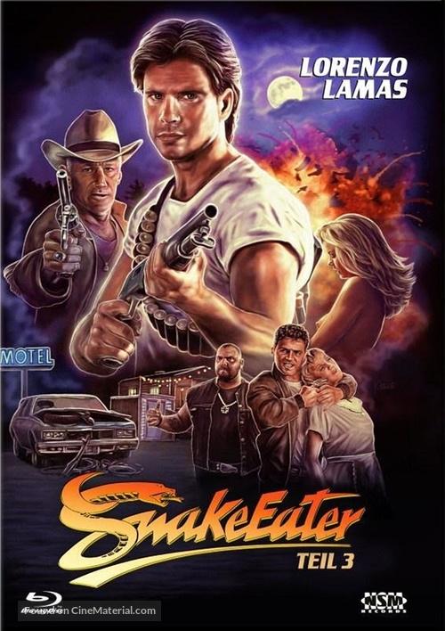 مشاهدة فيلم Snake Eater 3: His Law 1992 مترجم
