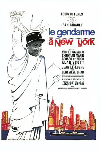 مشاهدة فيلم Le gendarme à New York (1965) مترجم