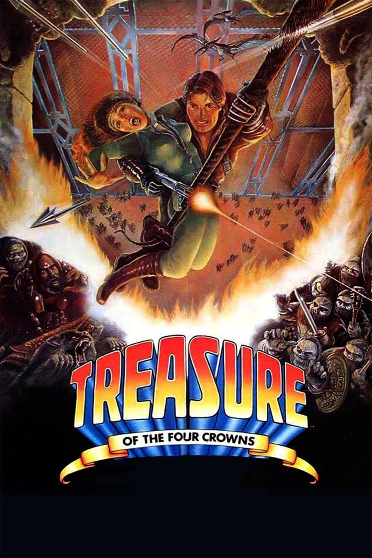 مشاهدة فيلم Treasure of the Four Crowns (1983) مترجم