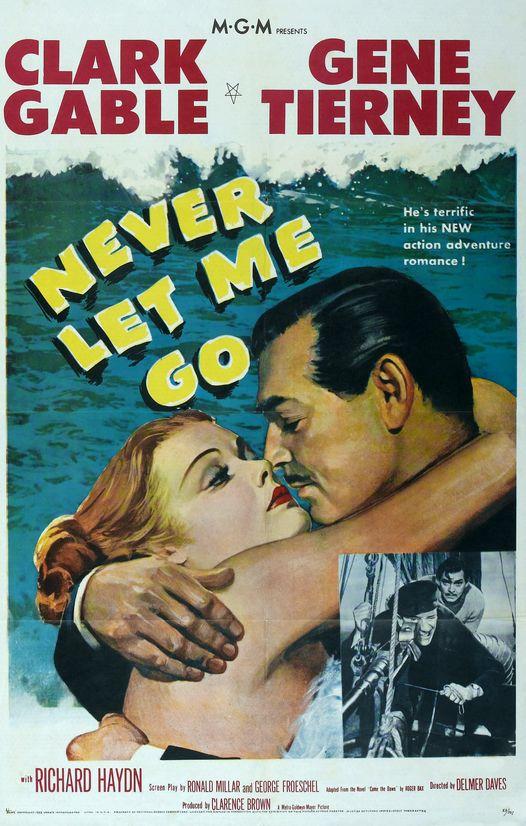مشاهدة فيلم Never Let Me Go (1953) مترجم