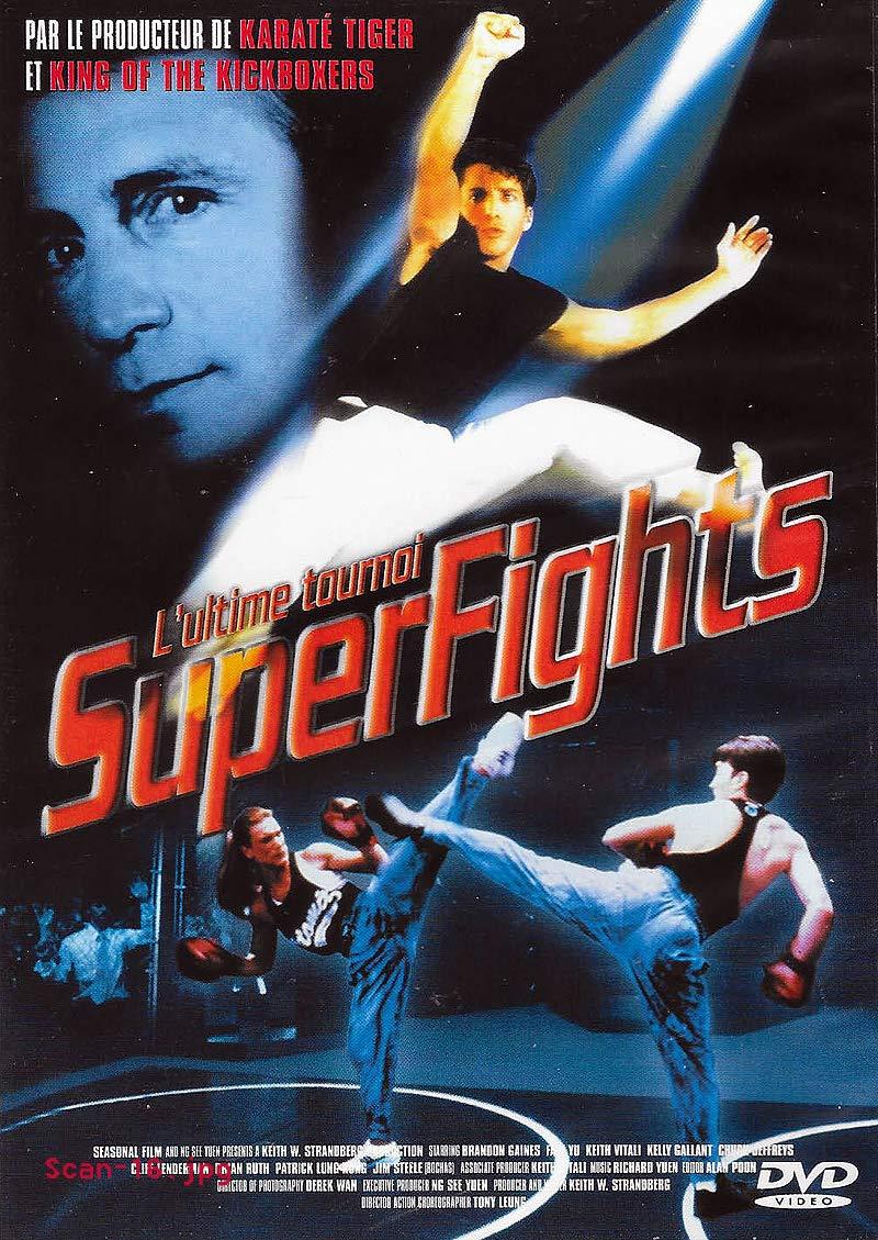 مشاهدة فيلم Superfights 1995 مترجم