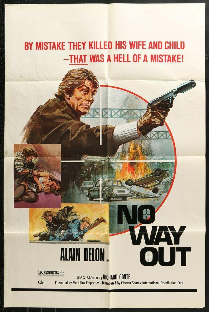 مشاهدة فيلم No Way Out (1973) مترجم