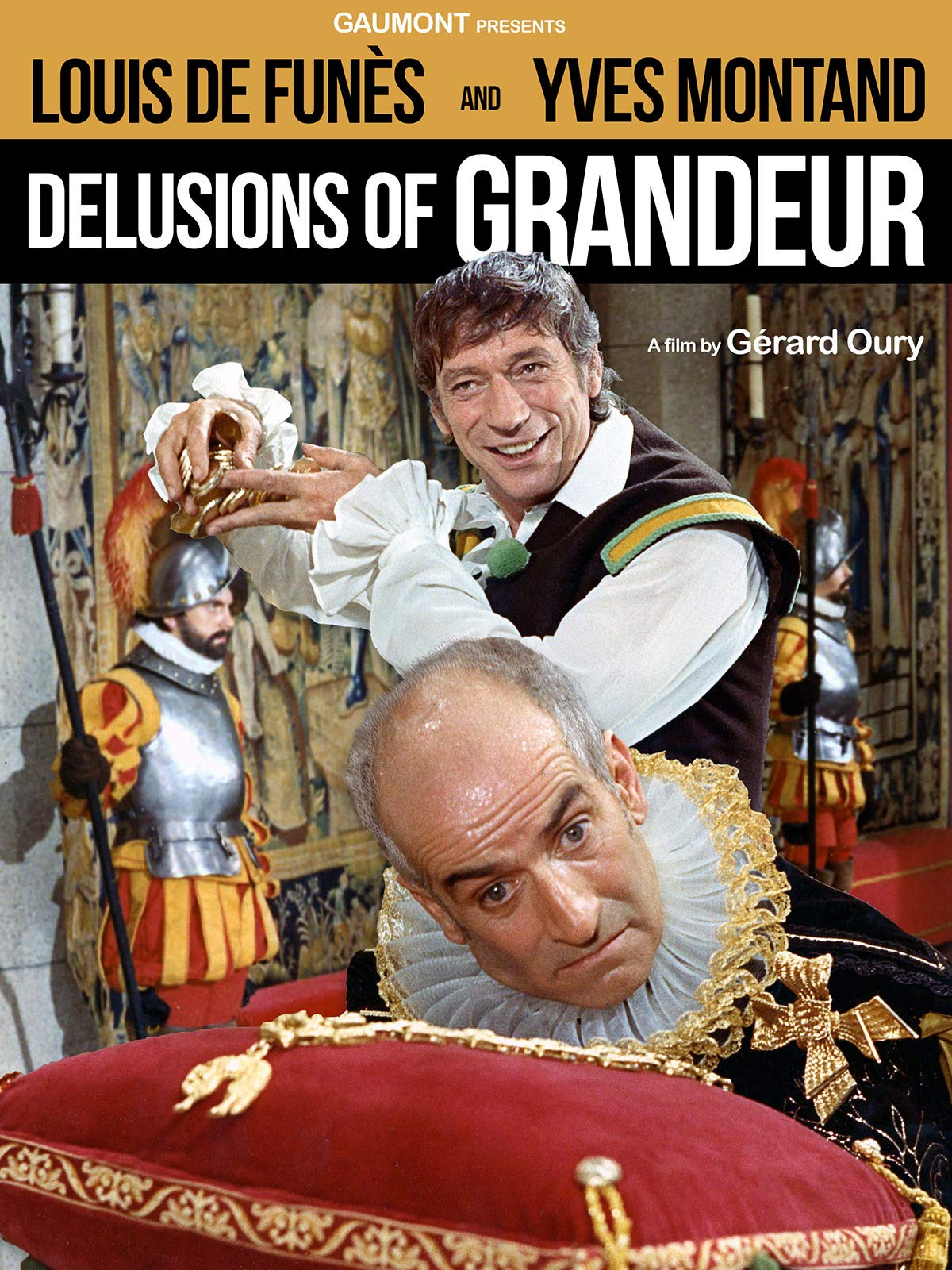 مشاهدة فيلم Delusions of Grandeur 1971 مترجم