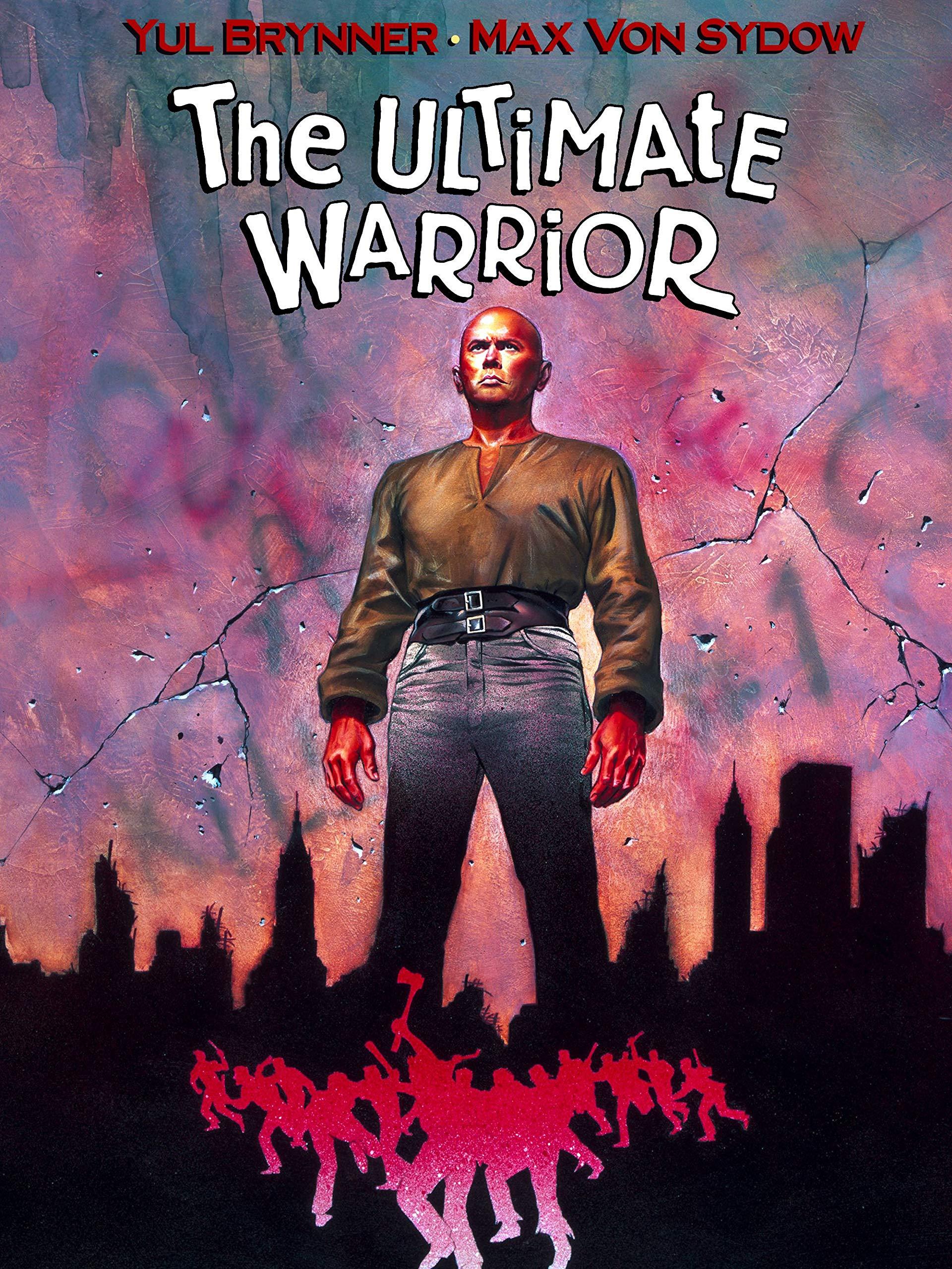 مشاهدة فيلم The Ultimate Warrior (1975) مترجم