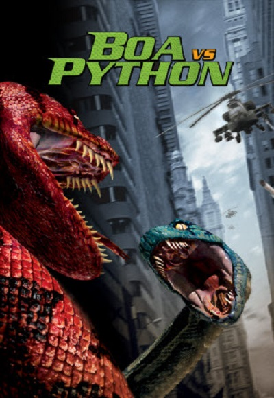 مشاهدة فيلم Boa vs. Python (2004) مترجم