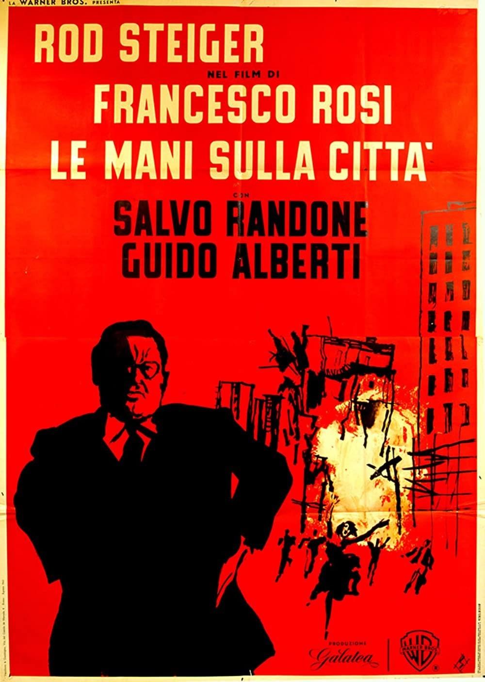 مشاهدة فيلم Hands Over the City (1963) مترجم