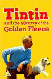 مشاهدة فيلم Tintin And The Mystery Of The Golden Fleece 1961 مترجم