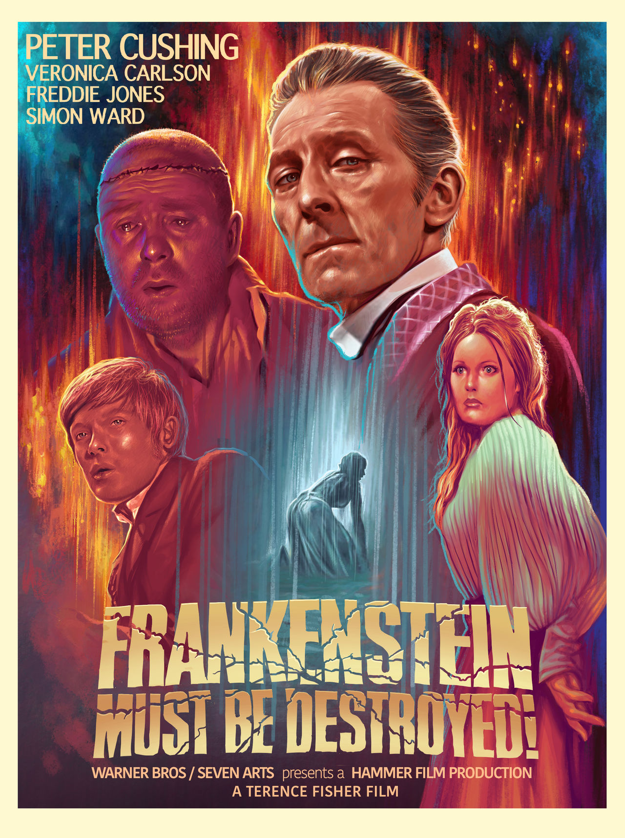 مشاهدة فيلم Frankenstein Must Be Destroyed (1969) مترجم