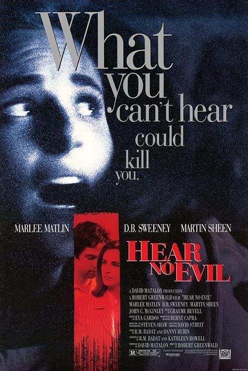 مشاهدة فيلم Hear No Evil (1993) مترجم